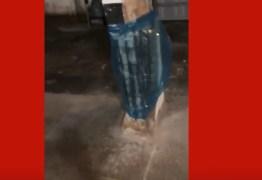 Desabamento em Fortaleza: moradores do prédio filmaram o estado das colunas um dia antes do desmoronamento – VEJA VÍDEO