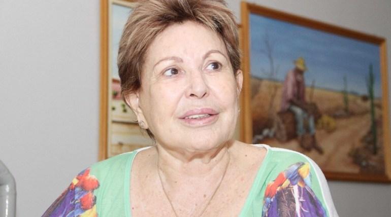 Chica Motta - Ex-prefeita de Patos é condenada por ato de improbidade administrativa