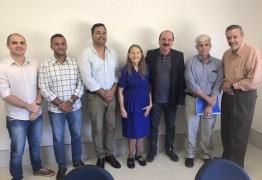 Comitiva americana visita Secitec para conhecer o ecossistema de tecnologia do município