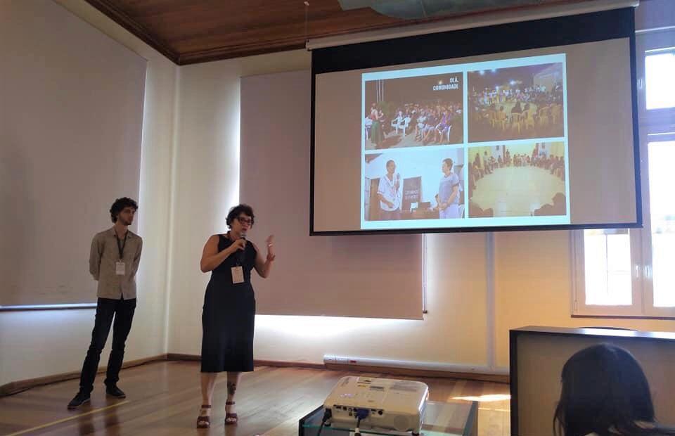 Congresso Brasileiro de Arquitetos 3 1 - Programas desenvolvidos em Conde são destaques no 21º Congresso Brasileiro de Arquitetos
