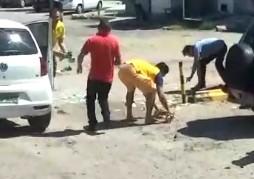CHUVA DE DINHEIRO: Cédulas aparecem no meio da rua na Grande João Pessoa e intrigam pessoenses – ENTENDA