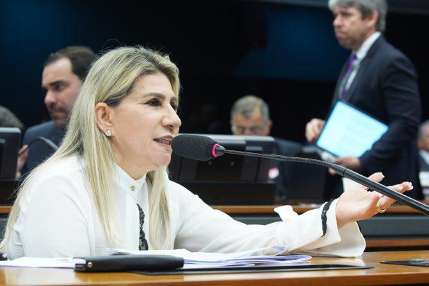 EDNA HENRIQUE 620x413 - Deputada quer divulgação de informações sobre pessoas condenadas ou com mandado de prisão em aberto