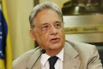 Fernando Henrique - FHC chama Bolsonaro de 'tosco' e diz que Lula 'perdeu o encanto'