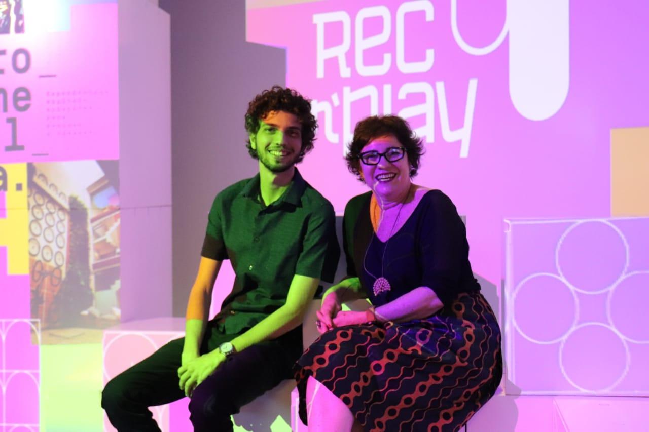 Festival RecnPlay Fotos LeandroSantos Secomd 4 - Festival Rec'n'Play: Prefeita Márcia Lucena participa de painel sobre Inovação Urbana e Protagonismo Cidadão