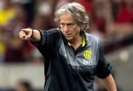 Jorge Jesus acredita que passagem pelo futebol brasileiro pode ficar marcada na história – VEJA VÍDEO
