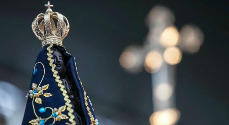 Oracao de Nossa Senhora Aparecida 1 - FERIADO NACIONAL: por que Nossa Senhora Aparecida é a santa padroeira do Brasil?