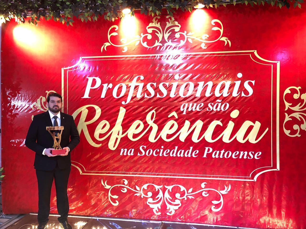 PHOTO 2019 10 28 16 09 21 - Atuação profissional do 1° vice-presidente do Creci-PB é referência na cidade de Patos