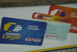 Mais de 2.600 cartões do Passe Legal são bloqueados no mês de setembro pelo Sintur-JP