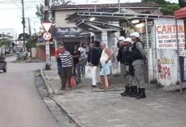 OPERAÇÃO ALVORADA: Polícia deflagra mais uma fase da operação contra assaltos em paradas de ônibus da PB