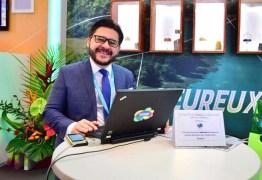 Gilson Lira é nomeado secretário executivo de Turismo da Paraíba