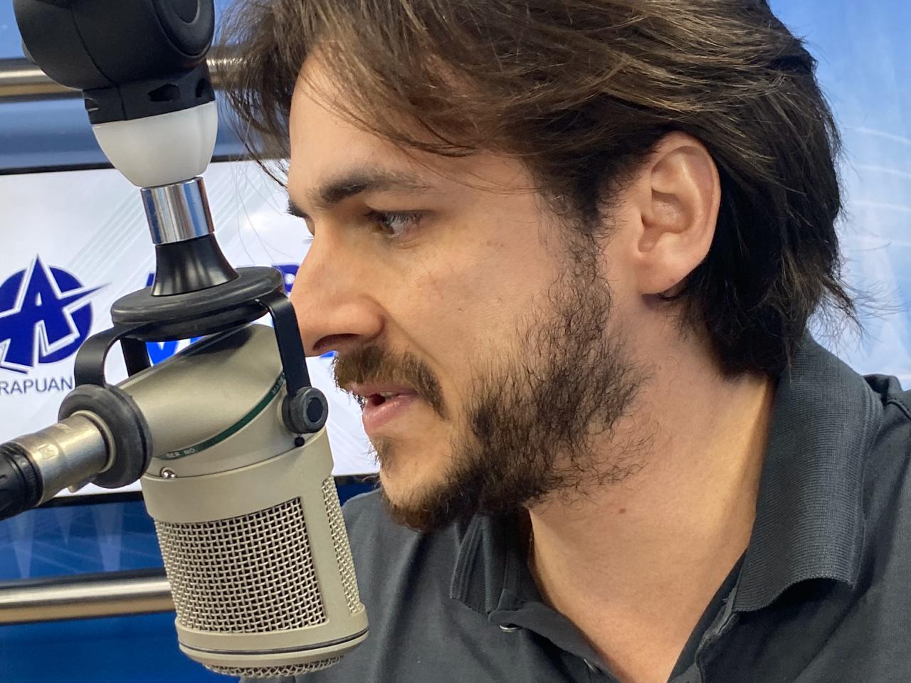 WhatsApp Image 2019 10 14 at 13.15.52 - 'JAMAIS DEFENDEREI TORTURA': Pedro Cunha Lima diz motivo de não poder apoiar Bolsonaro - VEJA VÍDEO