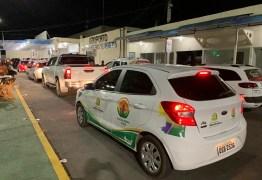 Carro da Prefeitura de Cachoeira dos Índios é flagrado em aeroporto no Ceará