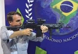 Defendendo uma política bélica governo quer votar MP que agravará violência armada no país