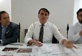 Bolsonaro diz confiar em apoio de Trump por Brasil na OCDE: 'Vai chegar a hora'