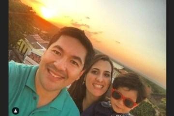 bruno sakaue patricia rocha foto instagram bruno sakaue 3 - Deputada Paula Francinete exonera assessor acusado de assediar colega de gabinete