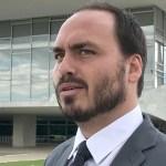 carlos bolsonaro - MATOU O PORTUGUÊS: Carlos Bolsonaro debocha de de convocação na CPI das Fake News e comete erro gritante