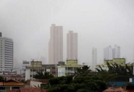 Inmet prevê final de semana sujeito à nebulosidade na Paraíba