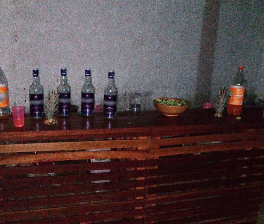 festa bessa 1 - ÁLCOOL, SEXO E DROGAS: Festa no Bessa esperava receber 210 adolescentes onde seria 'tudo liberado'