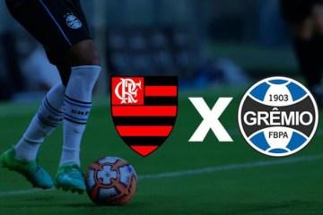 fla - Flamengo enfrenta Grêmio nesta quarta e busca quebrar jejum de 38 anos