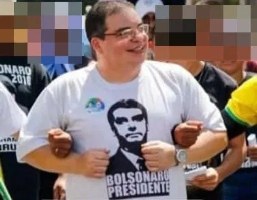 fred1 - Músico conservador defensor de Bolsonaro é condenado na Bahia por pedir para que menina de dez anos o tocasse
