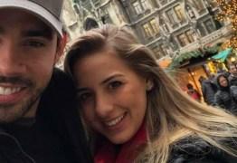 Noiva de Gabriel Diniz homenageia o cantor no dia em que ele faria aniversário