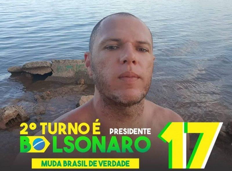 gilberto e1569958046514 1 - Homem que hostilizou deputado do PT é gerente de pousada que deu descontos para posse de Bolsonaro