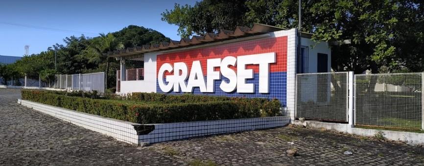 grafset - OPERAÇÃO CALVÁRIO: Polícia Federal cumpre mandados de busca e apreensão na Grafset - URGENTE