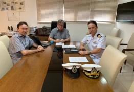 Governo da Paraíba se reúne com Capitania dos Portos e mantém rigor em monitoramento das praias