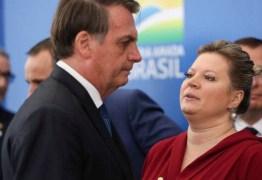 Joice Hasselmann manda recado para clã Bolsonaro após vídeo com leão: 'burrice é ilimitada'