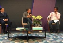 FUTURO – Em evento, Luciano Huck afirma: 'Nunca me coloquei como candidato'