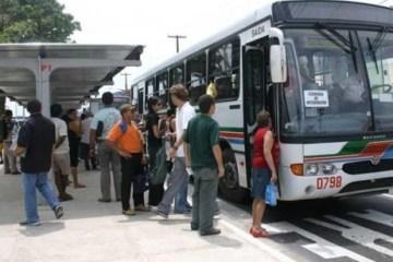 Motoristas de transportes coletivos fazem paralisação nesta segunda em João Pessoa