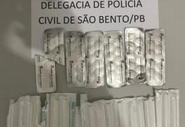 Dona de farmácia é presa sob suspeita de venda ilegal de medicamentos abortivos em São Bento