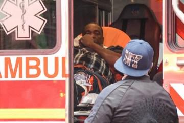 socorro - TIROS FORAM DISPARADOS DENTRO DE BOATE: pelo menos quatro pessoas foram mortas em tiroteio em Nova York