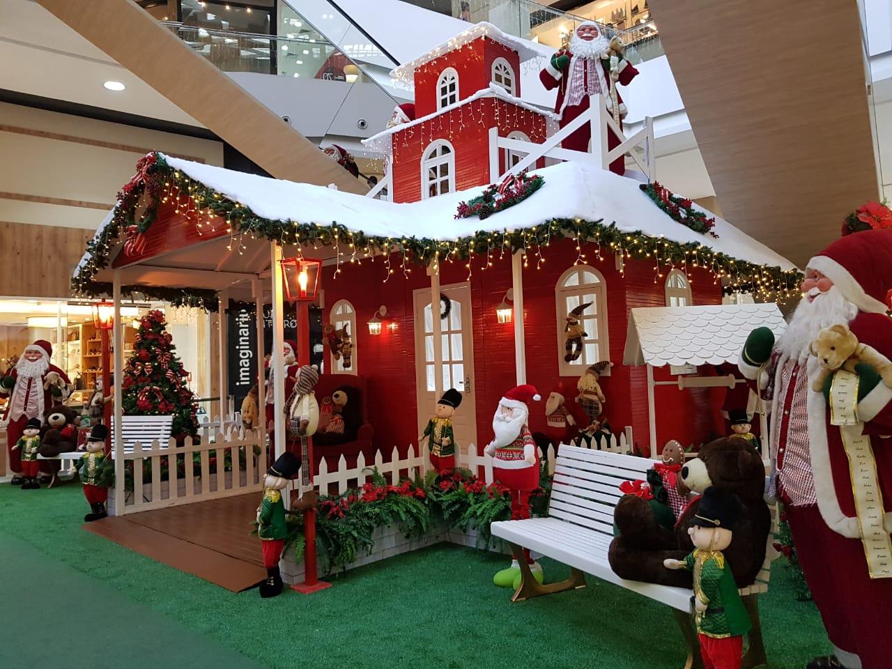 1233c419 805c 4a56 974b 79103dcc6b91 - Mangabeira Shopping inaugura decoração natalina com programação especial neste domingo