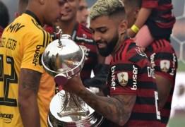 REQUISITADO: Jornal diz que Inter de Milão teria desistido de vender Gabigol para o Flamengo
