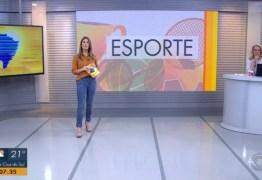 Apresentadora comete gafe ao vivo e chama Copa Suruga de Copa 'Suruba' – VEJA VÍDEO