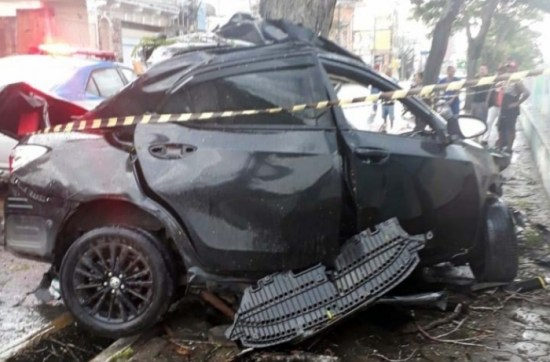 Filho de prefeita morre em acidente de trânsito – VEJA VÍDEO