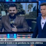 1 coron 14282223 - HUMILHAÇÃO: Depois de ser chamado de 'corno' em telejornal, homem é encontrado morto