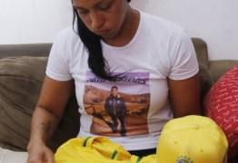 """""""Não tem como comemorar""""- desabafa mãe de vítima da tragédia no Ninho após título do Flamengo"""