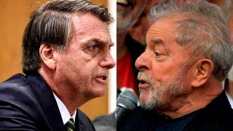 20191110071714413995a - Bolsonaro ameaça prender Lula: 'quando tivermos mais do que certeza de que ele está nesse discurso para atingir os seus objetivos'