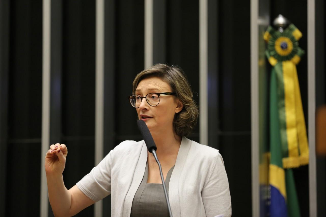 30179344731 a6fc510769 k - Maria do Rosário doa indenização paga por Bolsonaro a instituição que combate violência contra mulher