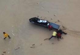 Veja imagens impressionantes do resgate que salvou Pedro Scooby