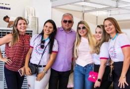 Evento com ações e serviços marca o encerramento do Outubro Rosa em Alhandra