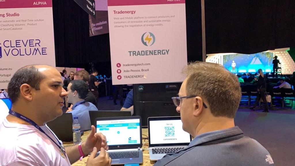 98828a49 47d7 4561 b110 7c125d40925b 1024x576 - INOVAÇÃO E TECNOLOGIA: Startup pessoense Tradenergy participa da Web Summit em Lisboa