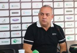 Presidente do Treze comenta sobre volta de Eduardo e outros atletas que disputaram a Série C