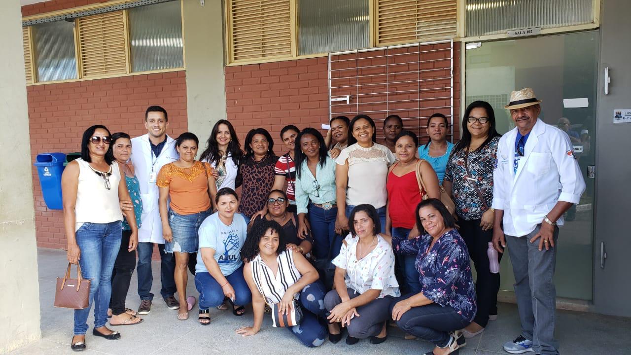 ACE e ACS da Prefeitura de Conde participam de capacitação sobre a malária