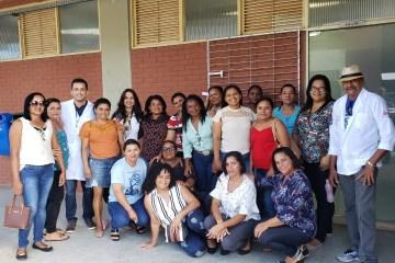 Capacitação Malária 3 - ACE e ACS da Prefeitura de Conde participam de capacitação sobre a malária