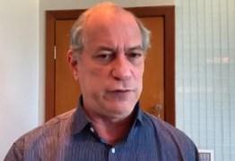 Ciro sai em defesa de Glenn: 'Augusto Nunes é um daqueles vermes que a imprensa brasileira ainda aceita que esteja em seu meio' – VEJA VÍDEO