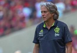 AO VIVO: Comentaristas batem boca em discussão sobre o técnico Jorge Jesus