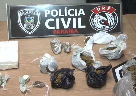 Capturar 54 - DELIVERY DO TRÁFICO: Suspeitos utilizavam entregadores de comida para levar drogas em JP